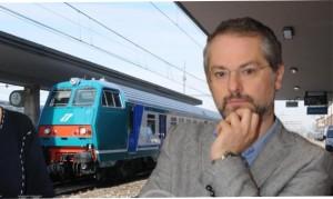 Intercity a Rovigo. L'on Crivellari definisce inaccettabile una possibile riduzione.