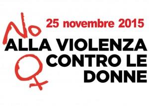 No alla violenza contro le donne…