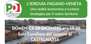 Idrovia Padano-Veneta. Una realtà economica e turistica