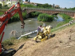 Al Consorzio di Bonifica Adige-Euganeo: cuneo salino, contratto di fiume e area vasta