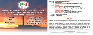 Centrale Enel: futuro tra sostenibilità, ricerca ed occupazione