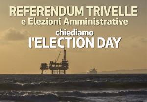 Referendum no-triv, si faccia l'election day