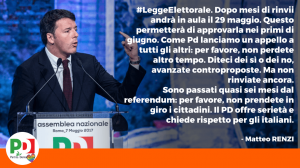 #LeggeElettorale