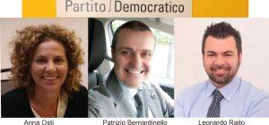 Nominati i Vice Segretari Provinciali Leonardo Raito e Bernardinello Patrizio e la Presidente Commissione Provinciale di Garanzia AVV. Anna OSti