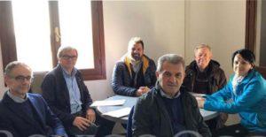 Fusione Frasinele/Polesella: in previsione del referendum del 16 dicembre-incontro Sindaci e sindacati