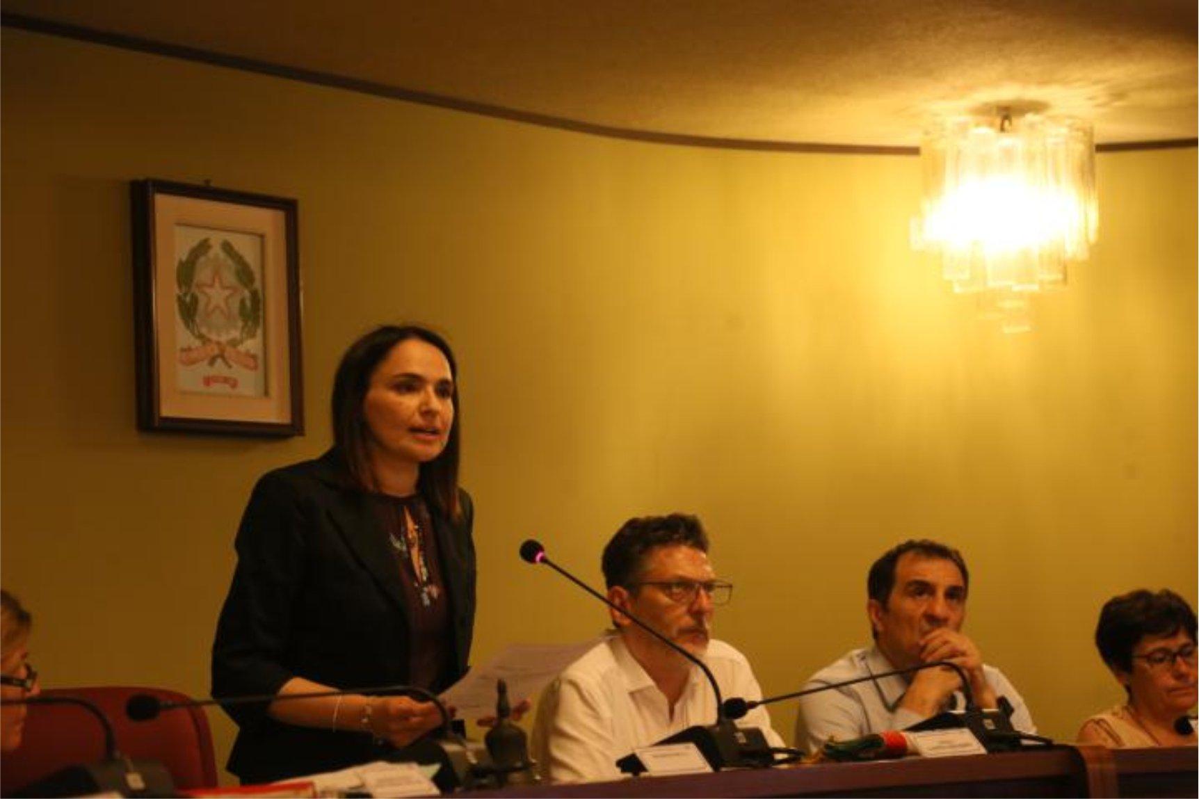 Nadia Romeo è il nuovo Presidente del Consiglio Comunale di Rovigo