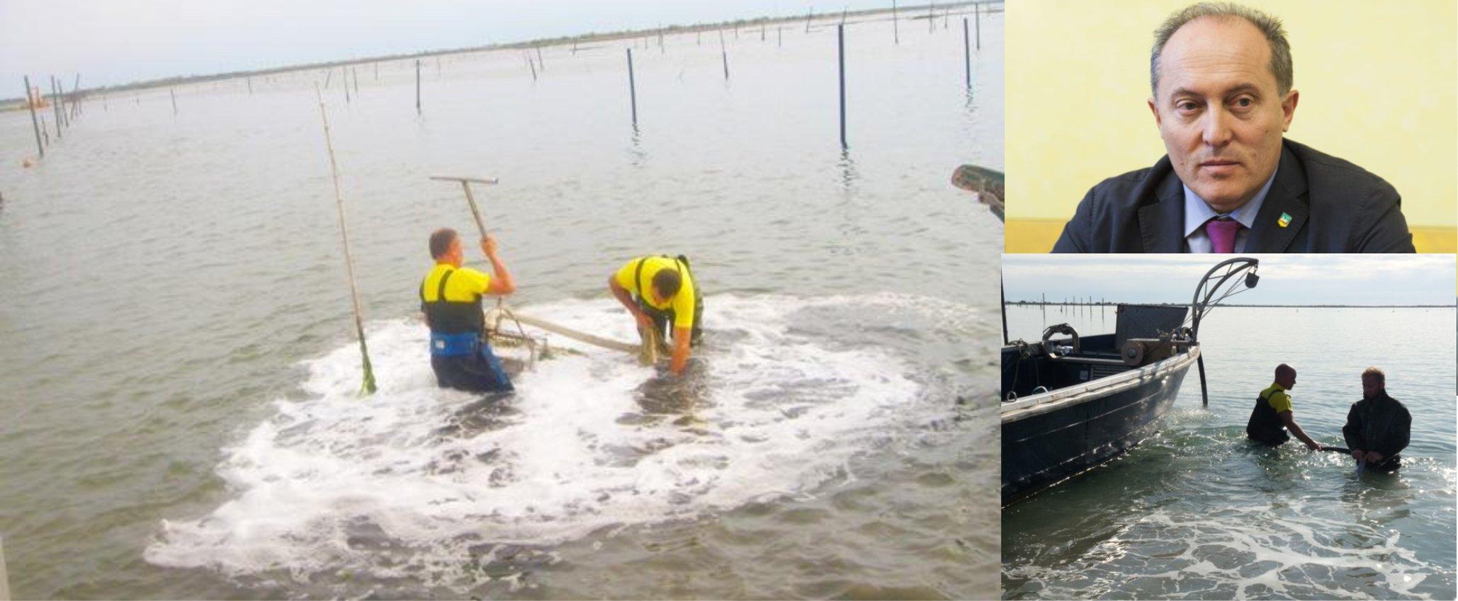 Azzalin: Proroga dei diritti di pesca, dalla Provincia paure ingiustificate.  La Regione, invece, conferma l'assoluto disinteresse per il Polesine