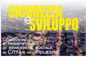 Rovigo 16 novembre 2019 – Convegno Sicurezza e Sviluppo