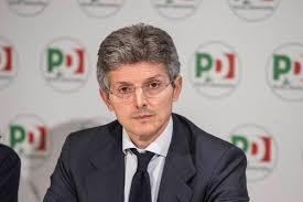 Il sottosegretario Andrea Martella in Polesine