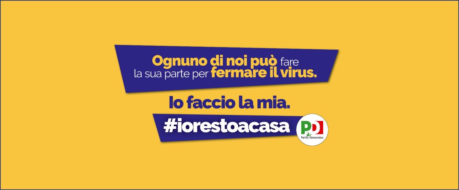 Campagna nazionale #iorestoacasa
