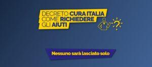 """""""Cura Italia"""": mini guida per richiedere gli aiuti"""