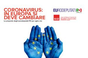Read more about the article Coronavirus: le proposte del PD in Europa
